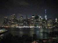 Noční New York City